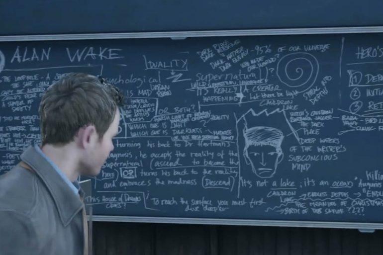 Quantum Break: Alan Wake sarà solo un easter egg