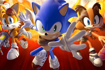 Sonic Boom: Ice and Fire