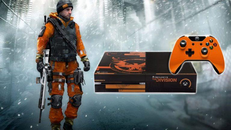 The Division: Xbox One customizzata in palio