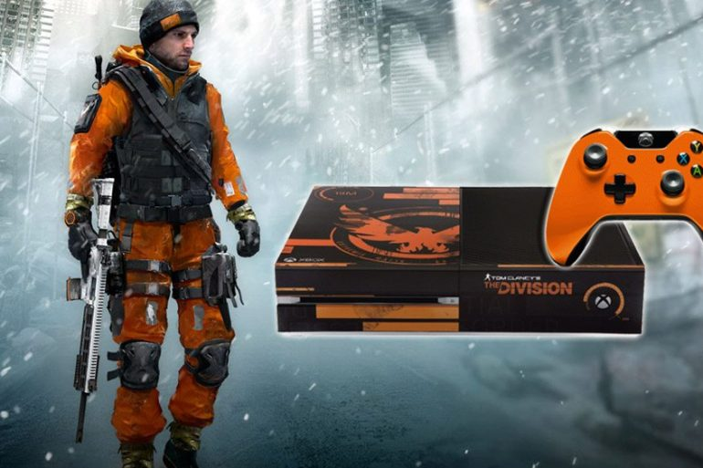 The Division: Xbox One customizzata in palio