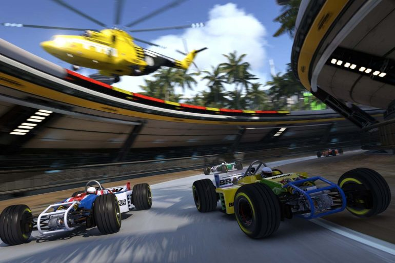 In arrivo l'open beta di TrackMania Turbo