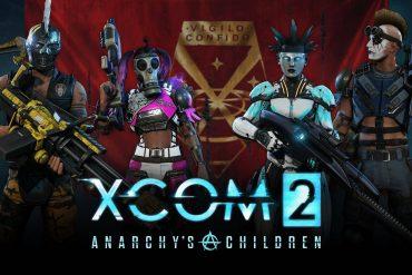 XCOM 2 Anarchy Children
