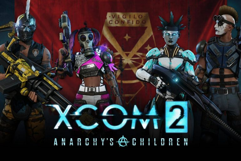 XCOM 2 Anarchy Children