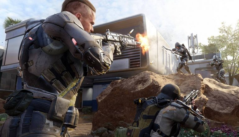 Call of Duty: Black Ops 3 tra i saldi primaverili di PlayStation