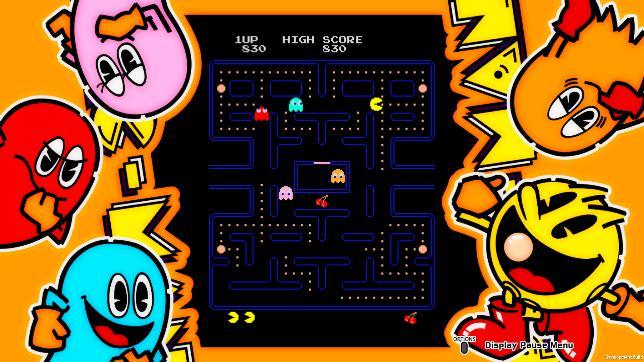 Bandai Namco annuncia quattro classici arcade su Pc e console