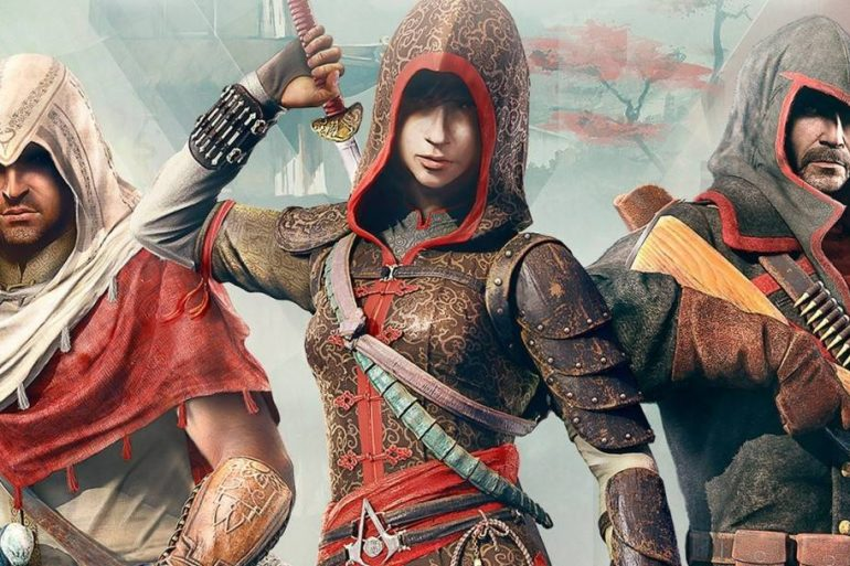 Disponibile Assassin's Creed Chronicles Trilogy Pack per PlayStation Vita