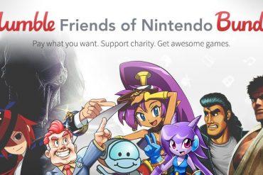 Humble Bundle - Friends of Nintendo