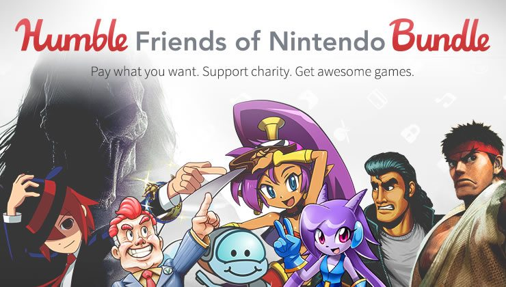 Humble Bundle - Friends of Nintendo