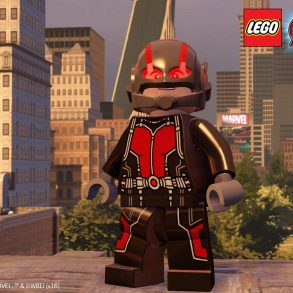 LEGO Marvel's Avengers, disponibile l'espansione di Ant-Man