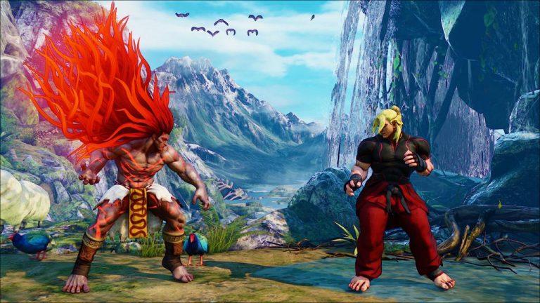 Street Fighter 5, nuovo update per risolvere il rage-quit