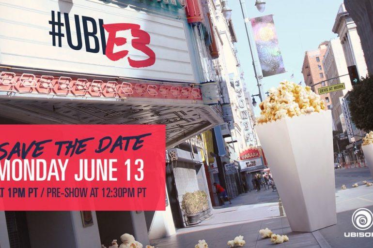 Ubisoft - E3 2016