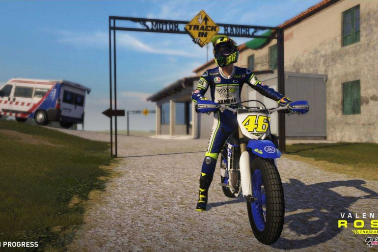 Valentino Rossi The Game è in pre-order