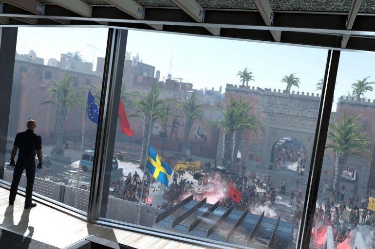 HITMAN - Episodio 3 Marrakesh