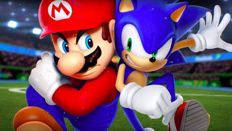 Mario e Sonic ai Giochi Olimpici di Rio 2016