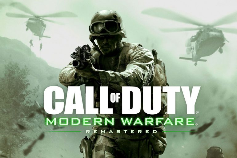Call of Duty: Modern Warfare Remastered
