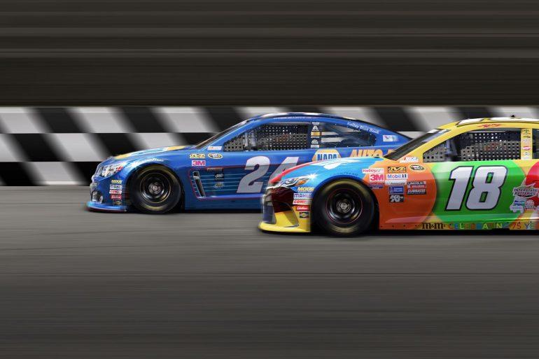 Forza Motorsport 6 - NASCAR Expansion