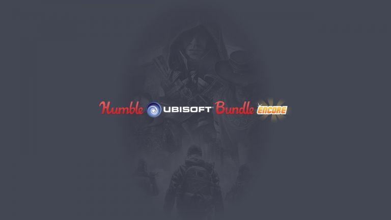 Humble Ubisoft Bundle Encore