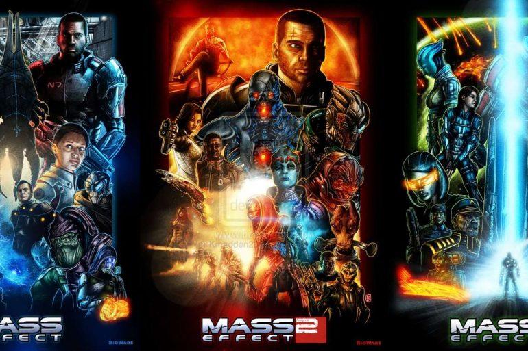 La trilogia di Mass Effect tra i titoli gratuiti su Origin Access