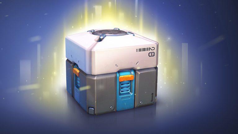 In offerta le scatole del tesoro di Overwatch