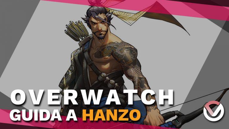 Overwatch - Hanzo
