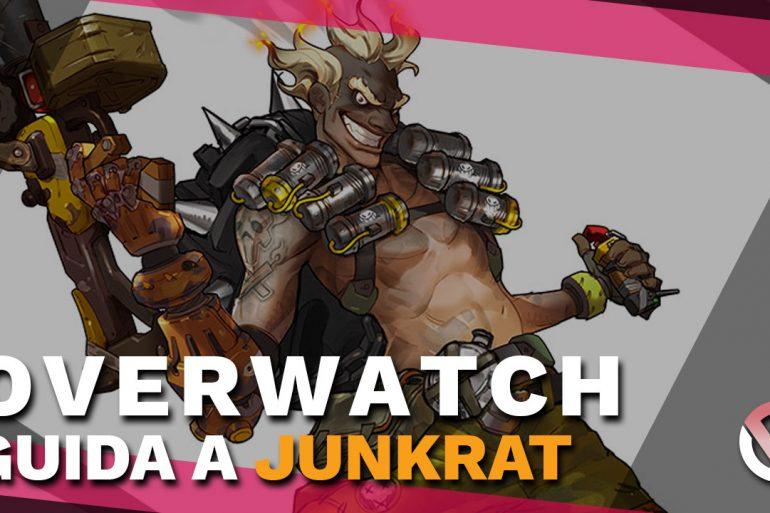 Overwatch - Junkrat