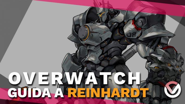 Overwatch - Reinhardt