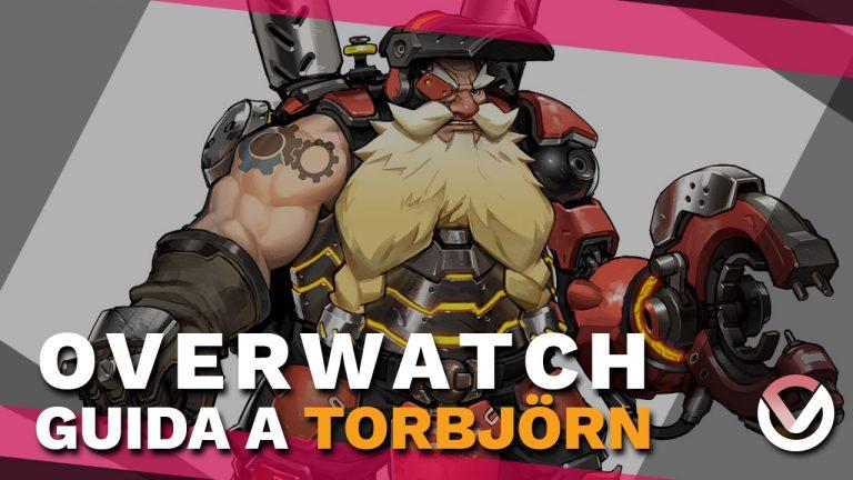 Overwatch - Torbjorn