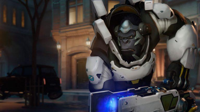 Overwatch - Winston