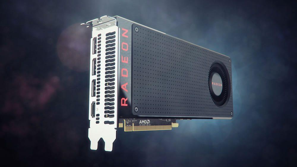 AMD Radeon RX 480 - 1