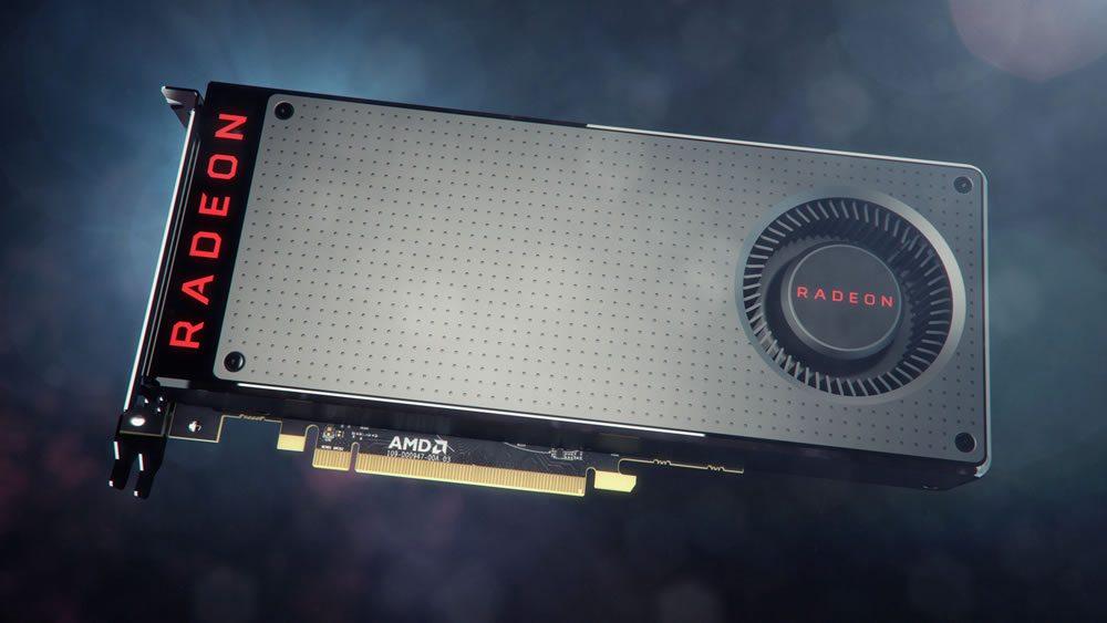 AMD Radeon RX 480 - 2