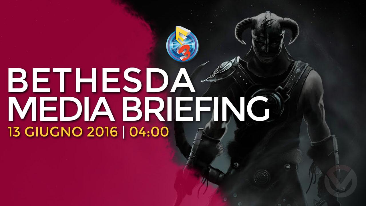E3 2016 | Bethesda E3 Media Briefing