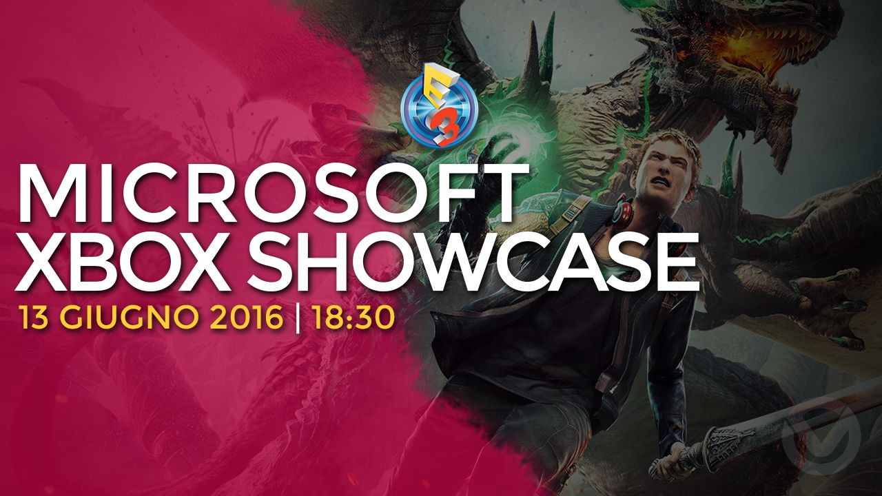 E3 2016 | Microsoft Xbox Media Briefing