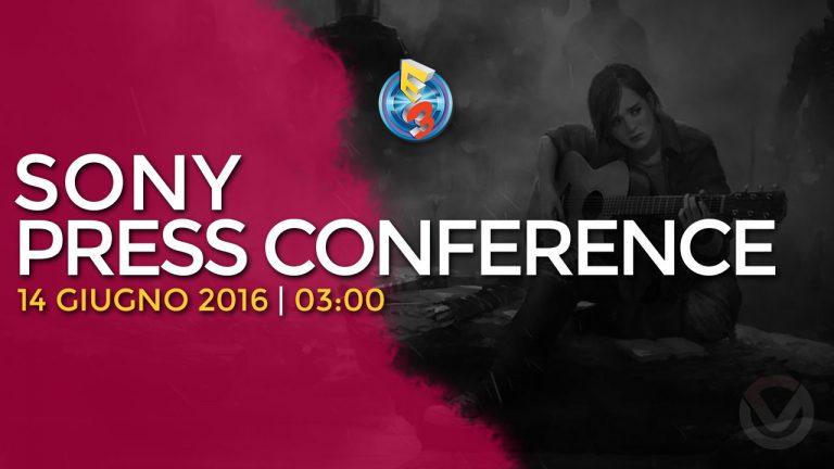 E3 2016   Sony E3 Press Conference