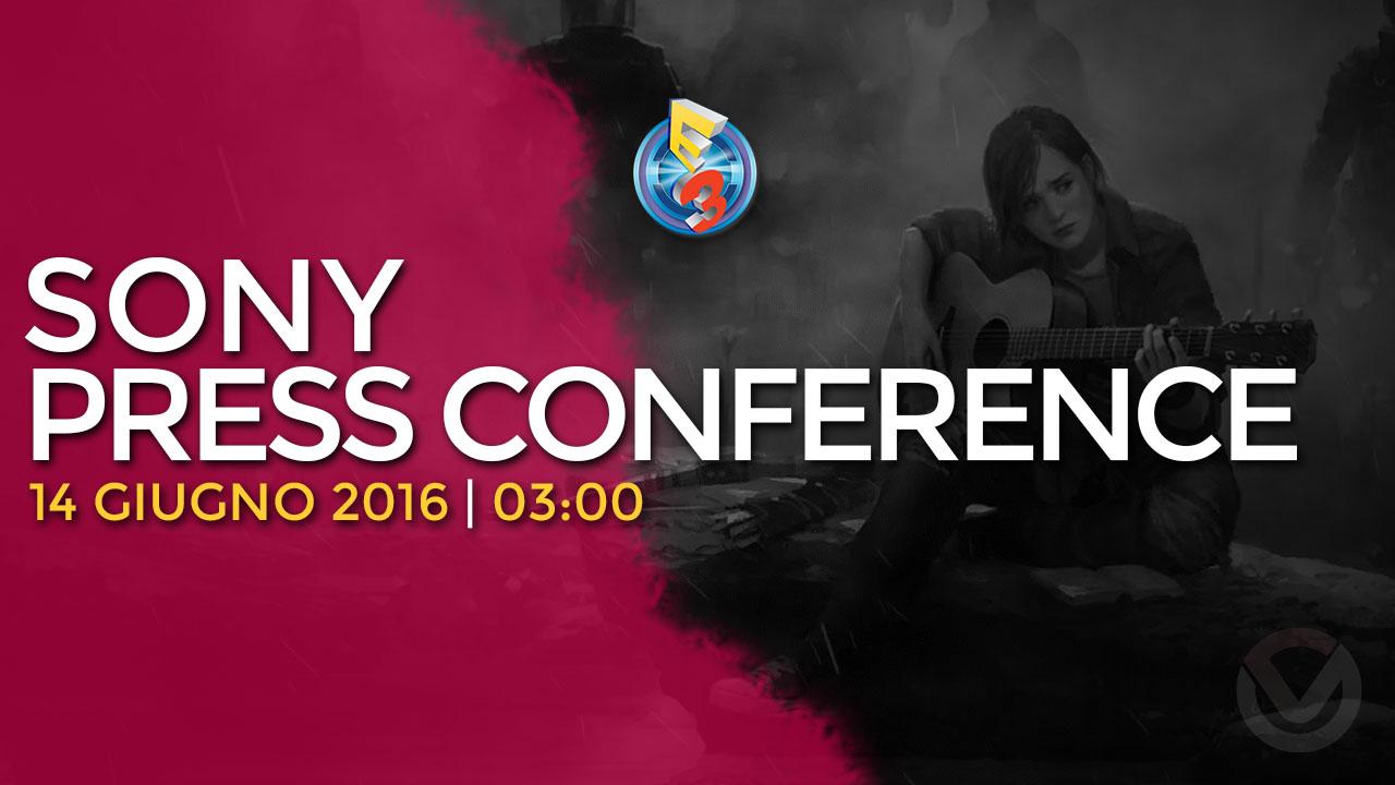 E3 2016 | Sony E3 Press Conference