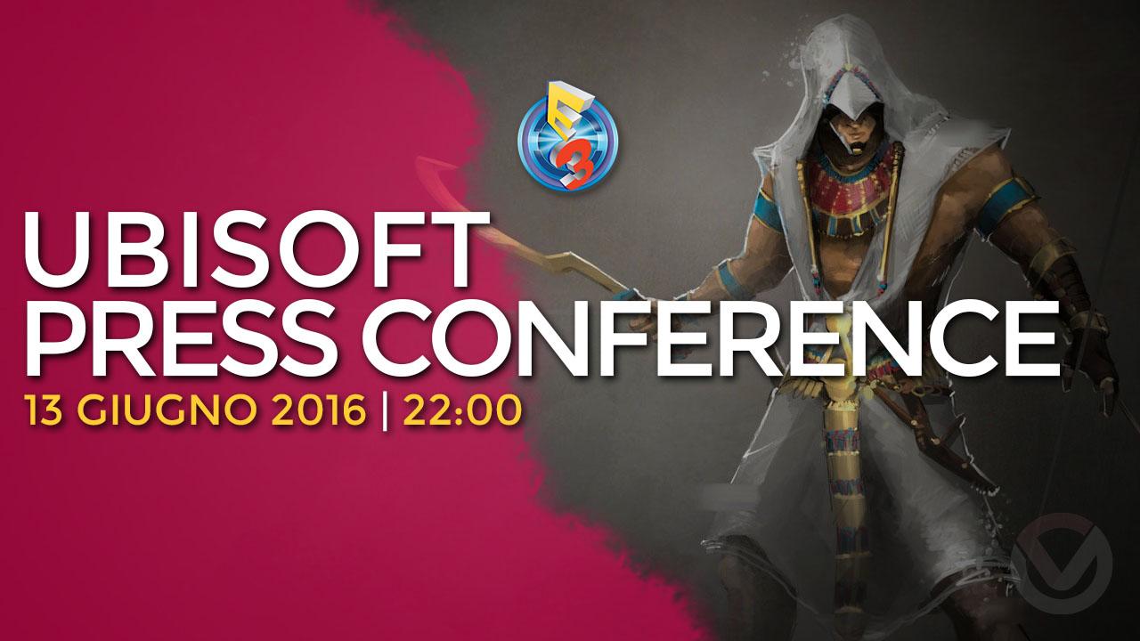 E3 2016 | Ubisoft Press Conference