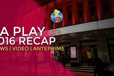 E3 2016 | EA Play 2016 Recap