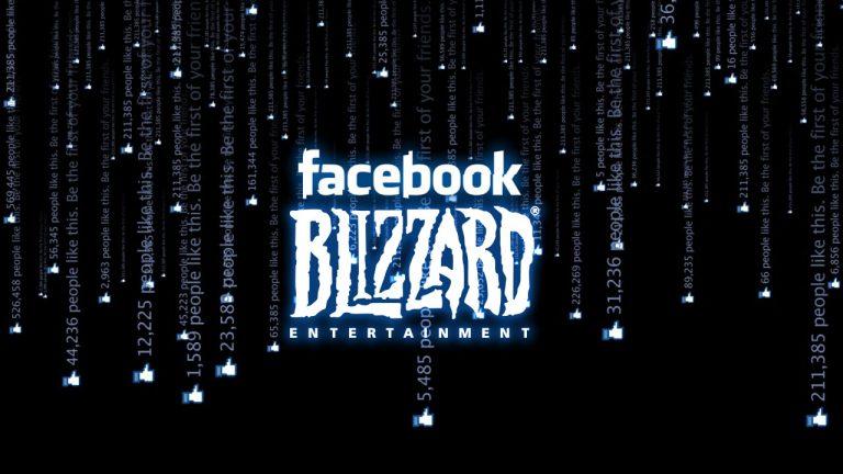 Blizzard annuncia l'integrazione di Facebook nei suoi giochi