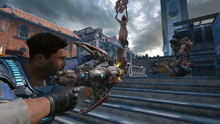 Gears of War 4, la modalità Orda 4.0 disponibile su tutte le mappe multiplayer