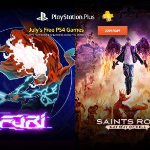 PlayStation Plus | Luglio 2016