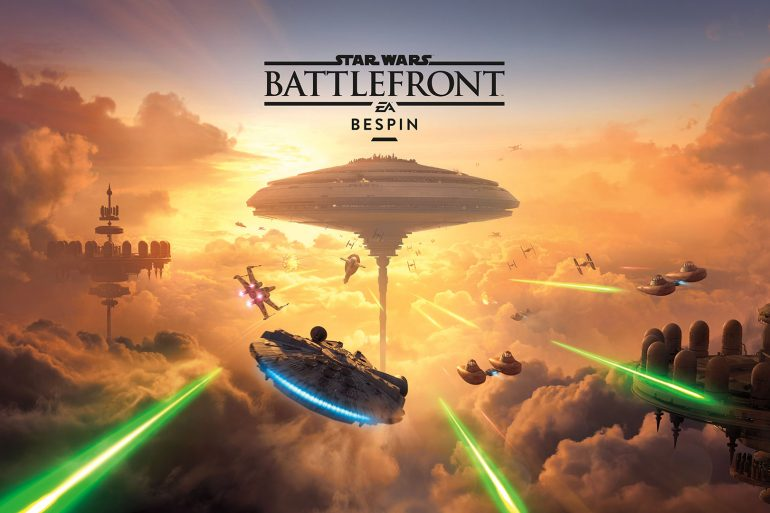Star Wars: Battlefront - Bespin DLC