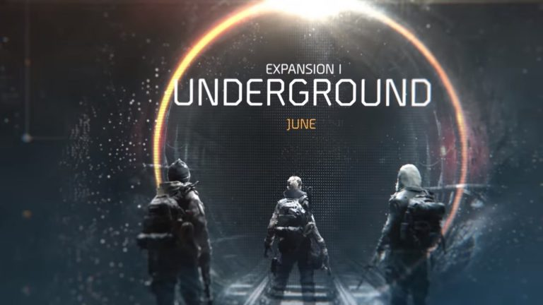 Tom Clancy's The Division: Underground