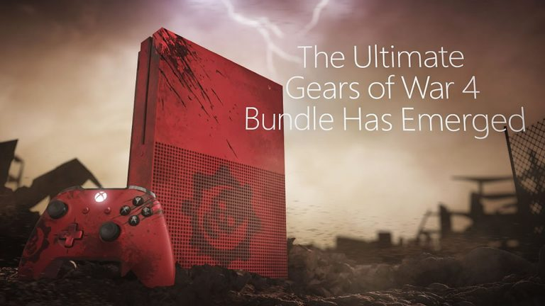 Xbox One S | Gears of War 4