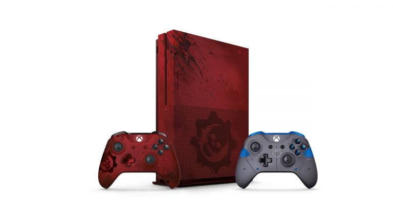 Gears of War 4 | Xbox One S
