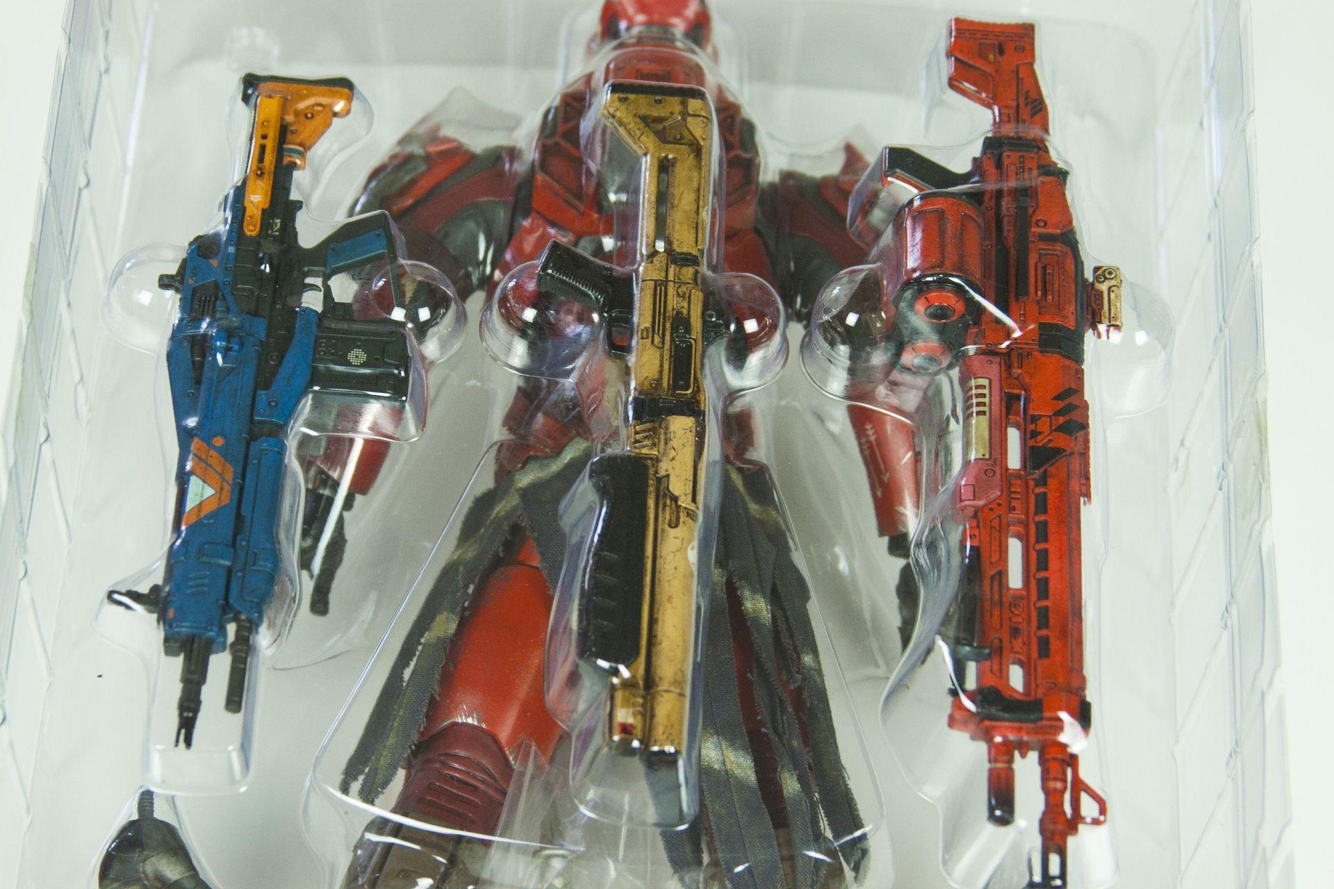 Destiny - 3A ThreeA Titan Collectible Figure