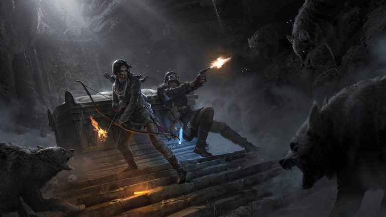Rise of the Tomb Raider: Blood Ties