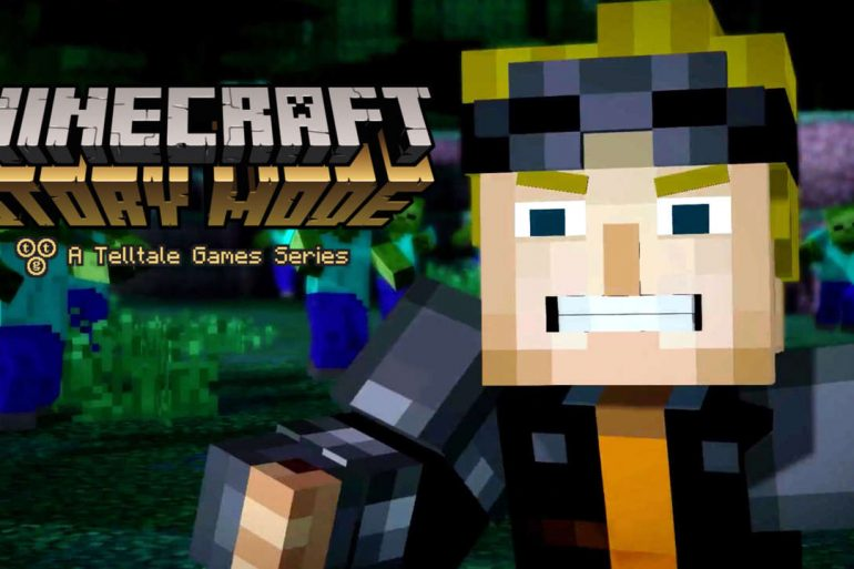 Minecraft: Story Mode - Episode 8