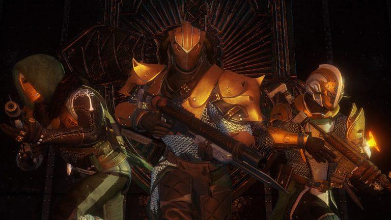 Destiny: Stendardo di Ferro