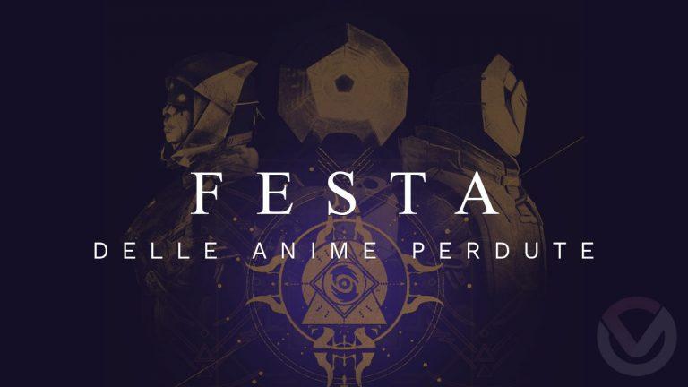 Destiny: Festa delle Anime Perdute