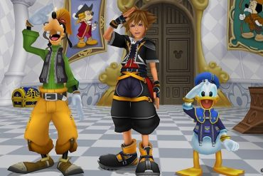 Kingdom Hearts 1.5 HD ReMIX + Kingdom Hearts HD 2.5 ReMIX