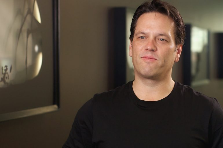 Phil Spencer